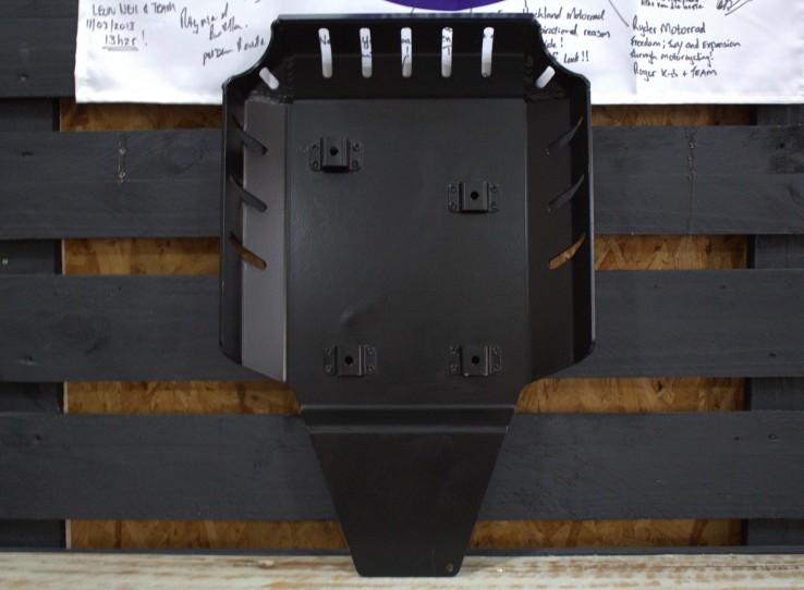Bashplate R1200 Air-cooled black