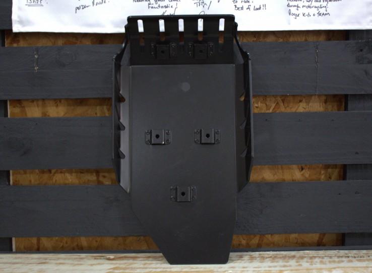 Bashplate R1200 Liquid-cooled black