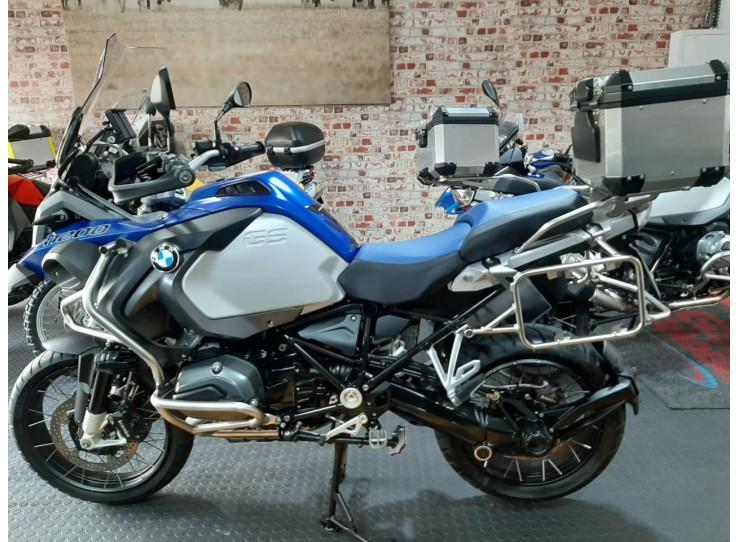 GSA 1200 LC 2015 Racing Blue