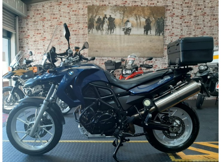 GS F 650 Twin Cylinder 2011