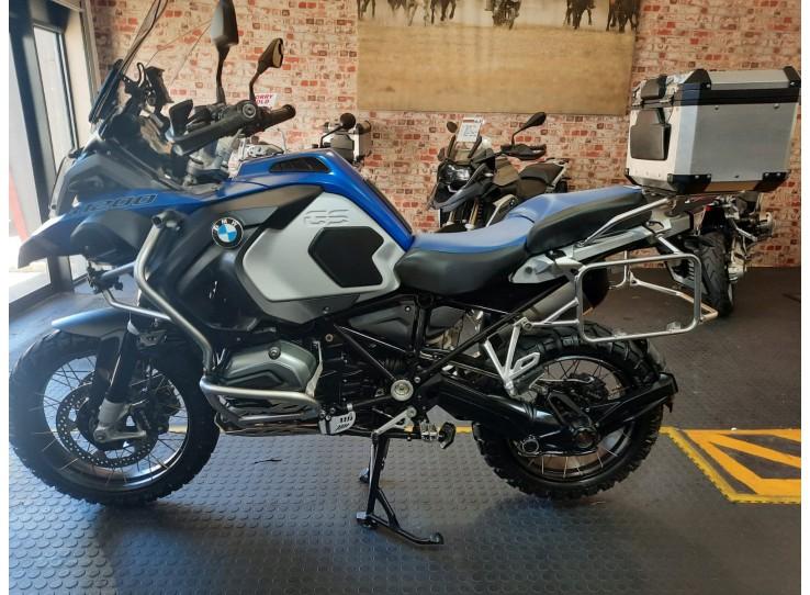 GSA 1200 2015 Racing Blue