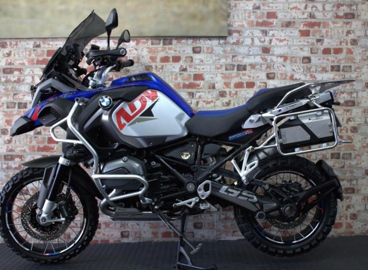 GSA 1200 2014 Racing Blue