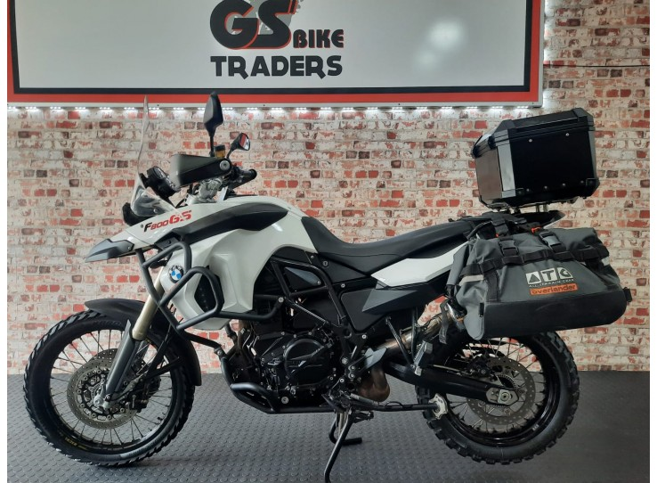 GS 800 2011 - LOTS OF EXTRAS