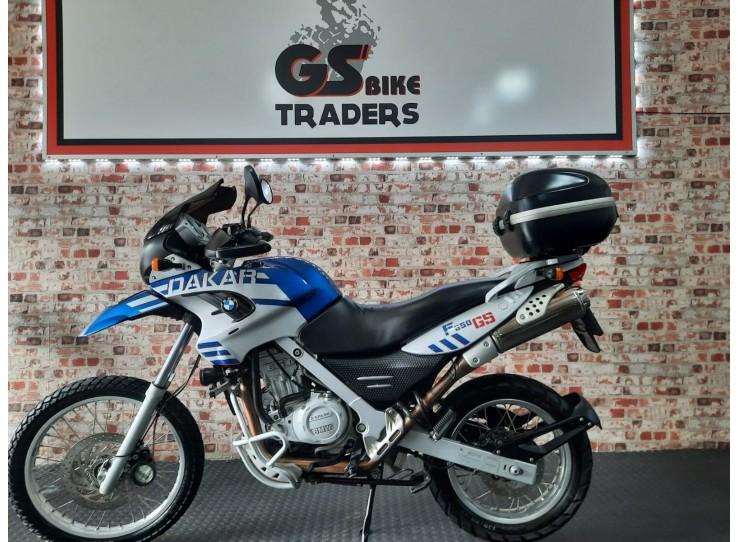 STUNNING GS 650 DAKAR 2006