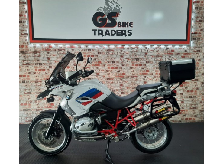 GS 1200 2012 RALLY LIMITED EDITION - SUPER SPECIAL BIKE !!!